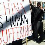 Demonstranten China