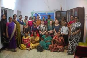 Treffen zum Weltfrauentag bei CMM