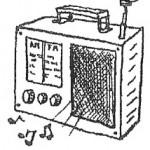 Radio Radio | Bild (Ausschnitt): © Rocafort8 [Public Domain]  - Wikimedia Commons