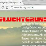 domain-fluchtgrund